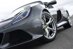 LOTUS EXIGE S ROADSTER - CARBON GREY