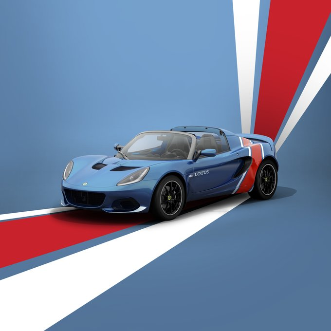 LOTUS ELISE HERITAGE - ESSEX