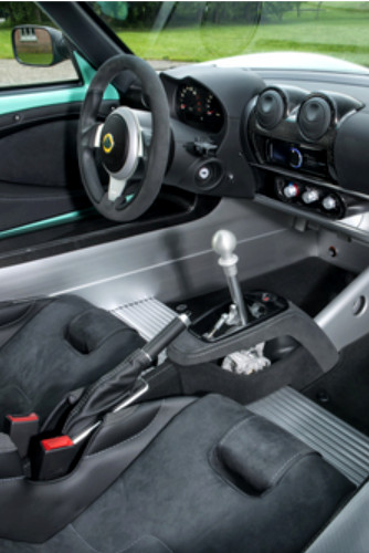 Elise CUP 250 INTERIOR S