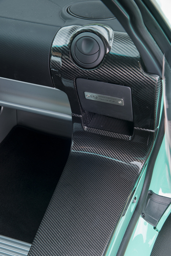 Elise Cup 250 Side sill